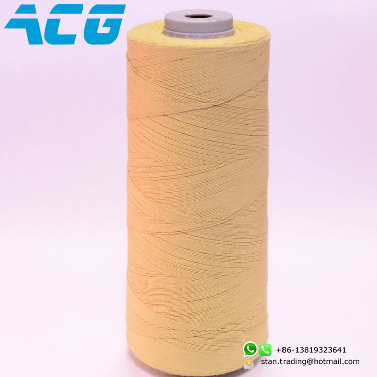 30S/3 flame resistant kevlar thread