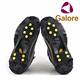 Winter sports outdoor Traction Cleats anti-slip ice grip shoe covers ice grip for Walking on Ice and Snow