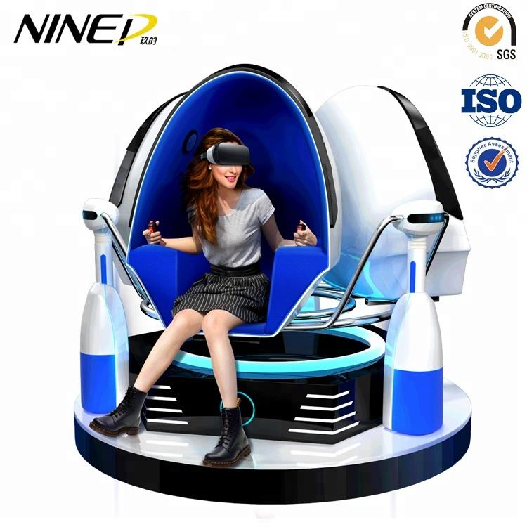 2019 Top 핫 세일 좀 더 좋은 제품들고 프랜차이즈 기회를 모색 9D VR 5d 영화관에 시뮬레이터 Machines 9D Virtual 현실 ㅡ Egg 자