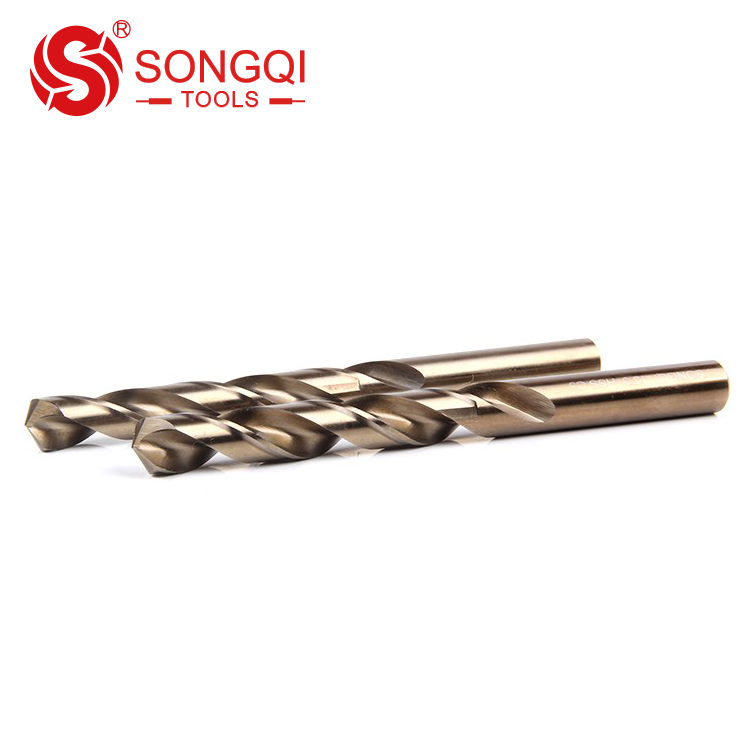 Hot Sale Drill Bits HSS M42 8% cobalt Jobber Drill Bit 1-20mm For Metal Drilling