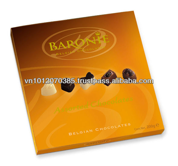 Premium-Quality Assorted Chocolates 200g - OEM Services Welcomed FMCG products Good Price