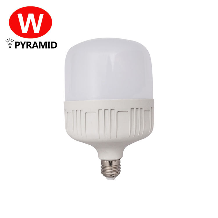High quality 175-235v 38w led bulb t shape high watt bulb