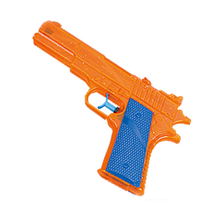 The latest plastic toy realistic looking small water gun for kids
