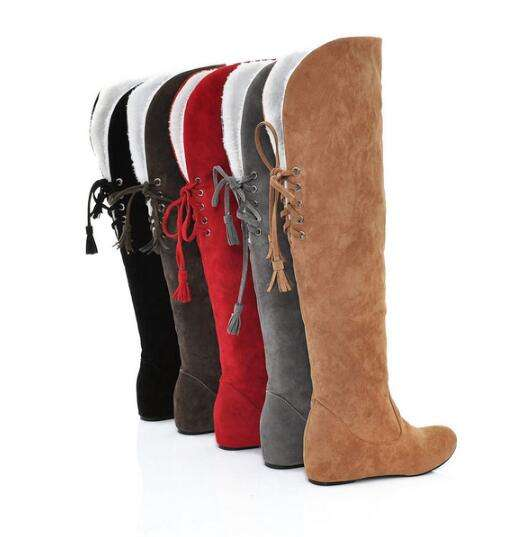 cy30637a 2018 new fashion women boots shoes long boots winter boots for women