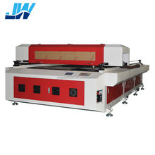Jingwei co2 150w 180w metal laser cutter 1325 hot sale metal laser cutting machine