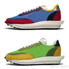 2019 x new style  sacai sneakers Waffle Daybreak sports shoes men trainers