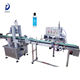 automatic 5ml bottle liquid filling sealing machine