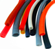 Indoor/outdoor HDPE/PVC flexible plastic conduit tube with pulling string temperature 110 degree
