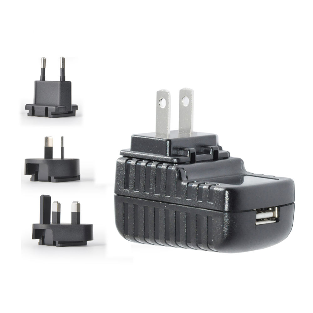 USB power Adapter DC 5v 6v 1a 1.5a 2a plug-in-adapter