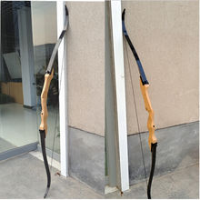 wholesale single wooden bow and arrows for beginner with cheap price