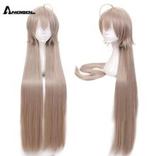 Anogol FGO Jeanne d'Arc Alter Santa Lily Cosplay Wigs For Doll