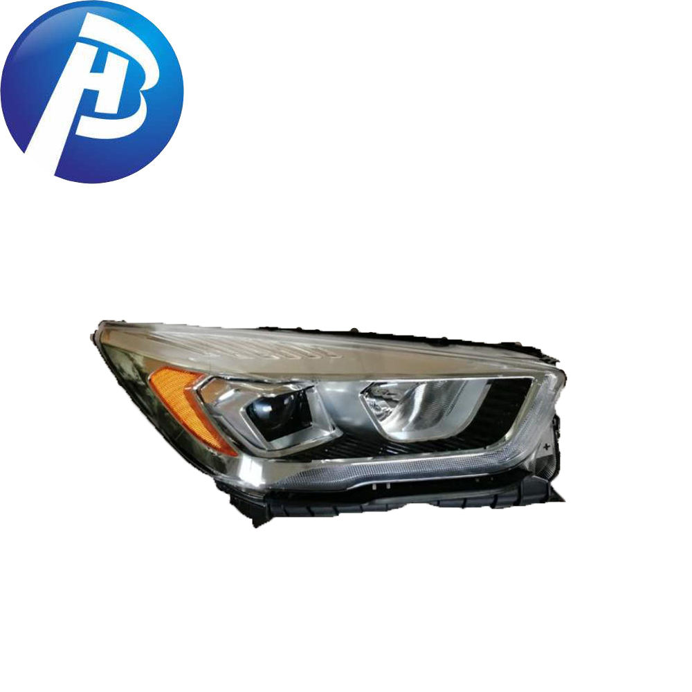 High quality replacement auto car body plastic cover parts headlamp/light/lamp For KUGA ESCAPE 2017 USA TYPE Head Lamp GJ54-13W0