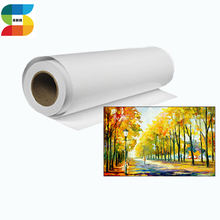 Digital Canvas Print Paintings On Canvas Fabric Roll