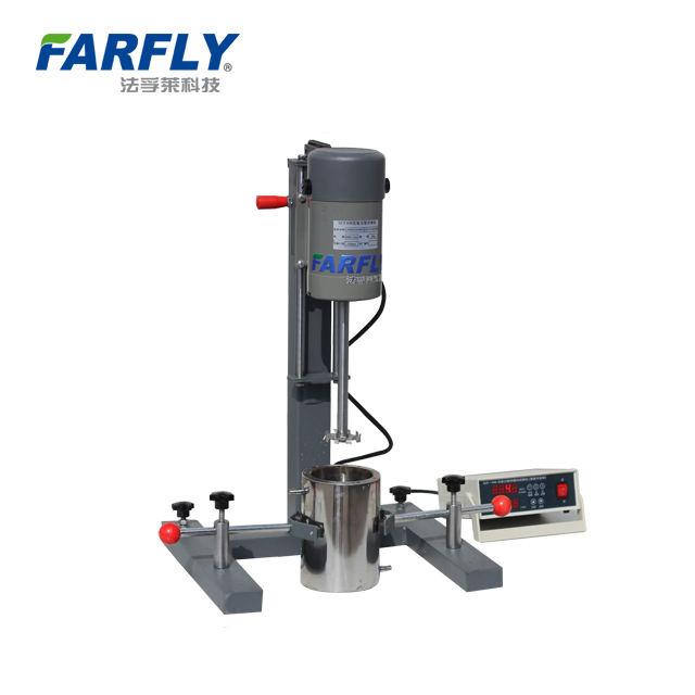 Chine Farfly prix usine mélangeur de laboratoire, SDF400 dispersion d'encre machine