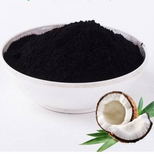 Charcoal Powder Cosmetics Food Grade Bulk Coconut Shell Activated Carbon Powder