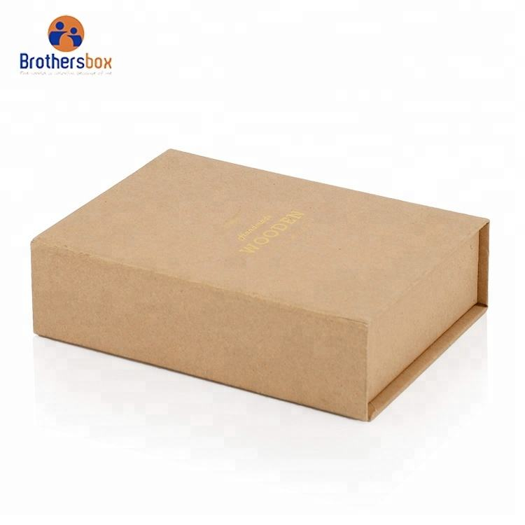 Handmade whosale custom design luxury beautiful cardboard packaging boxes handmade folding kraft paper gift box