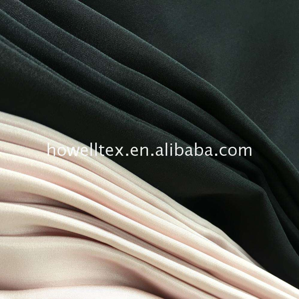 IN STOCK In stock 100% silk 30mm heavy crepe de chine fabric for wedding dress