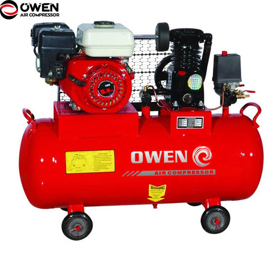 Commercial gas powered air compressors for sale