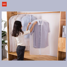 Promotion Garment dust cover ,dust-proof transparent hanging suit bags