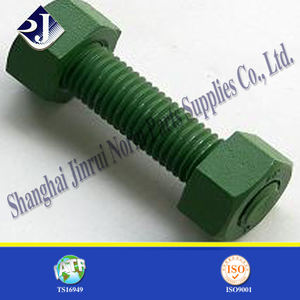 low price xylan coating finish teflon plated bolt