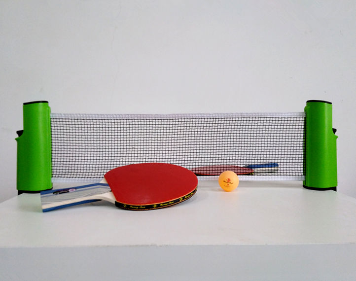 extantable table tennis plastic post