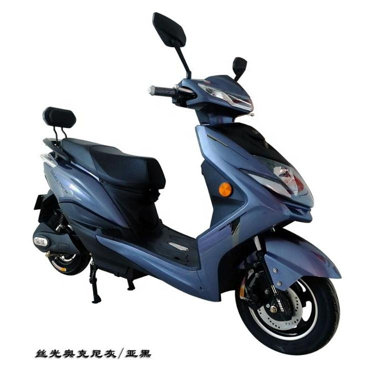 2017 Sporty Bangladesh Electric Scooters Adult Electric Motorcycle With 60v 800w