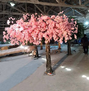 Cherry blossom tree for the artificial garden decorative