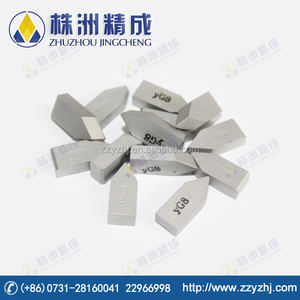P30 YT5 for 8305 series zhuzhou brazing tips/inserts/carbide tips