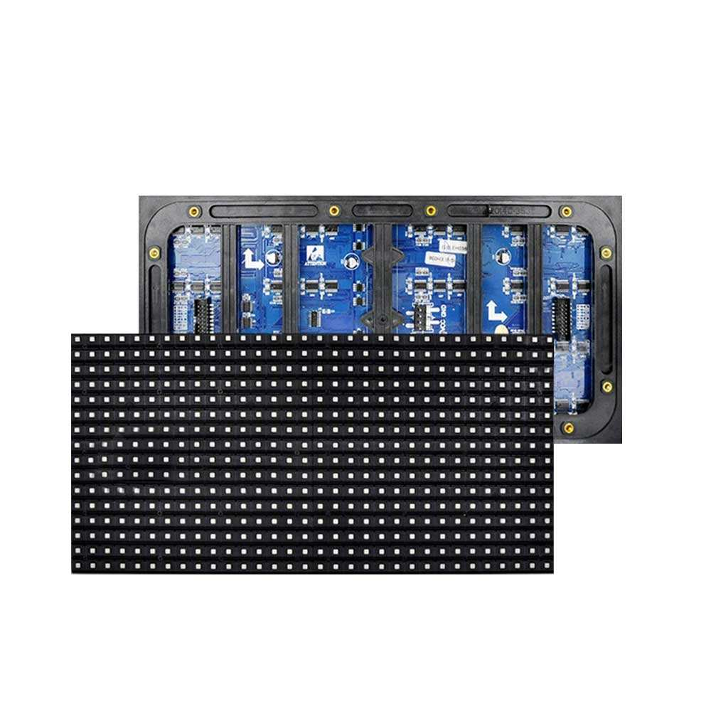 Shenzhen Smd Rohs 320x160 P10 Module Rgb Outdoor Full Color Display Led Screen 10mm module repair and replacement module