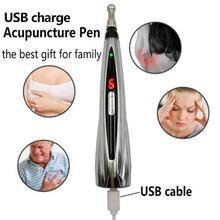 Best selling Electric Massage Machine Electric acupuncture pen body massager