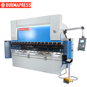 125t3200 CNC Press Brake Wc67k dengan Da52