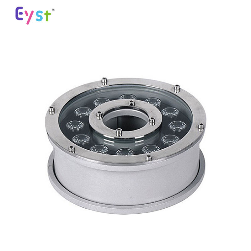Light Led Underwater China Supplier Of Zhongshan EYST Aquarium Ip65 6W Wholesale Fountain DC 12V/24V Super Bright Led Underwater Light