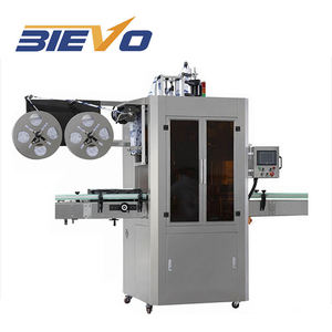 Quality Control Shrink Sleeve Labeling Machine Price
