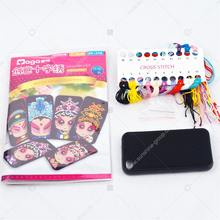 Promotional Chinese Cross Stitch Phone Case Cross Stitch Kit