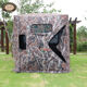 Custom wholesale hunting blind camping tents camouflage blind hunting hide tent outdoor