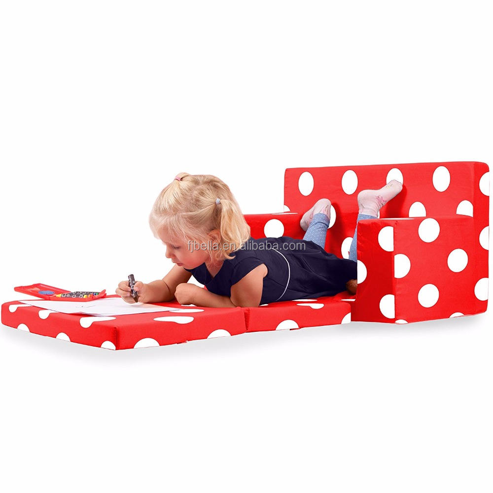 Childrens Sofa Bed Flip Out Couch