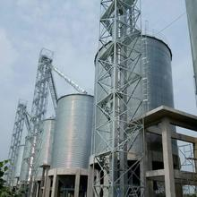 Factory price 10000ton large capacity silo bunker for corn storage