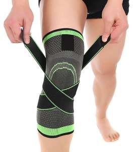 Amazon hot selling knee sleeve customized for basketball sports knee pads and new design knee brace