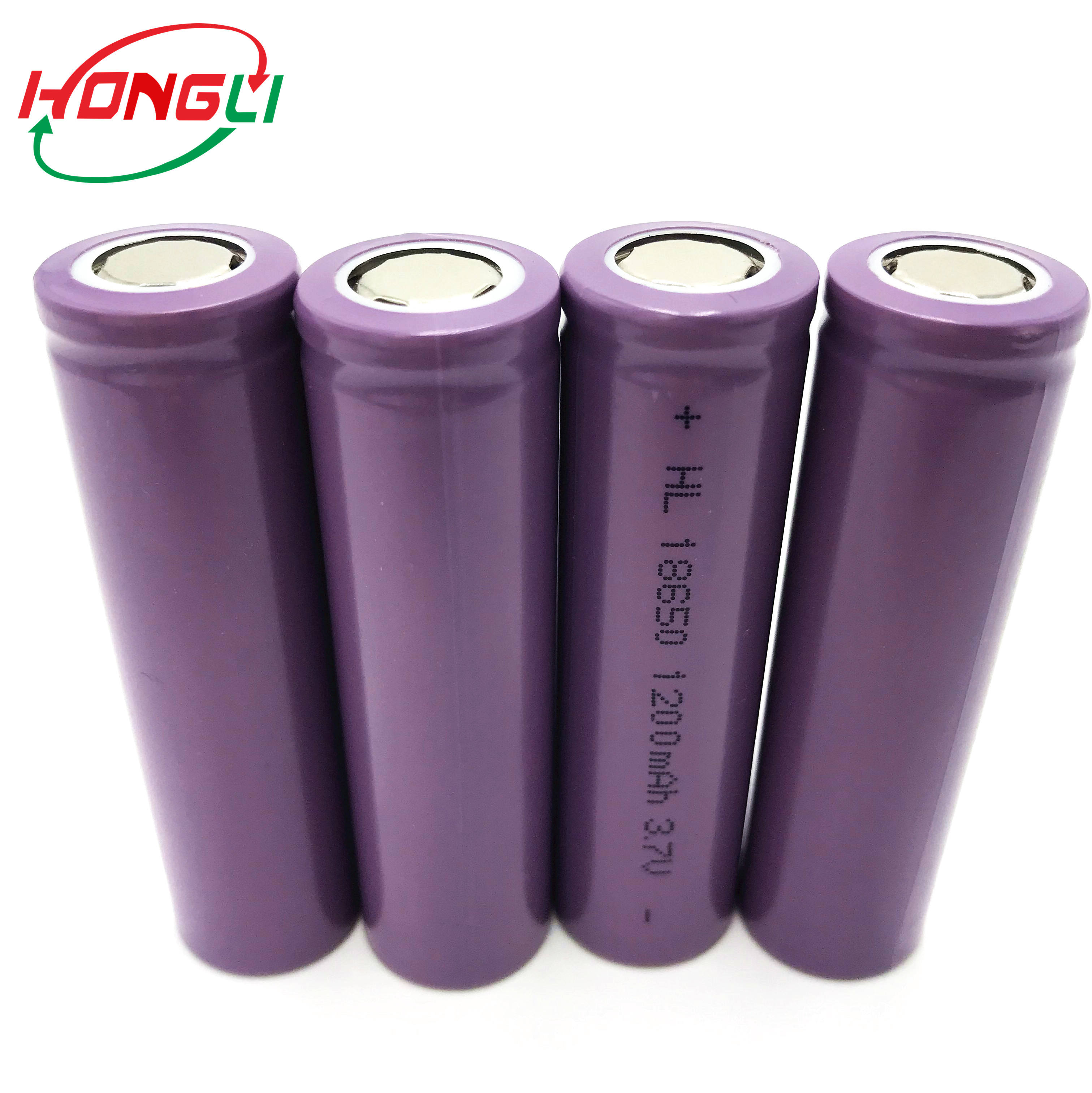 hongli branch 18650 li-ion battery cell lithium battery 18650