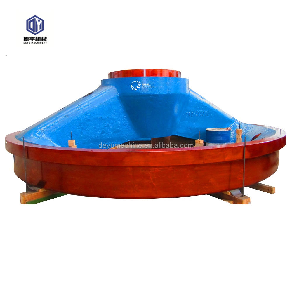 Sand Casting Die Forging and Ring Rolling Mining Machine Spare Parts for Industrial