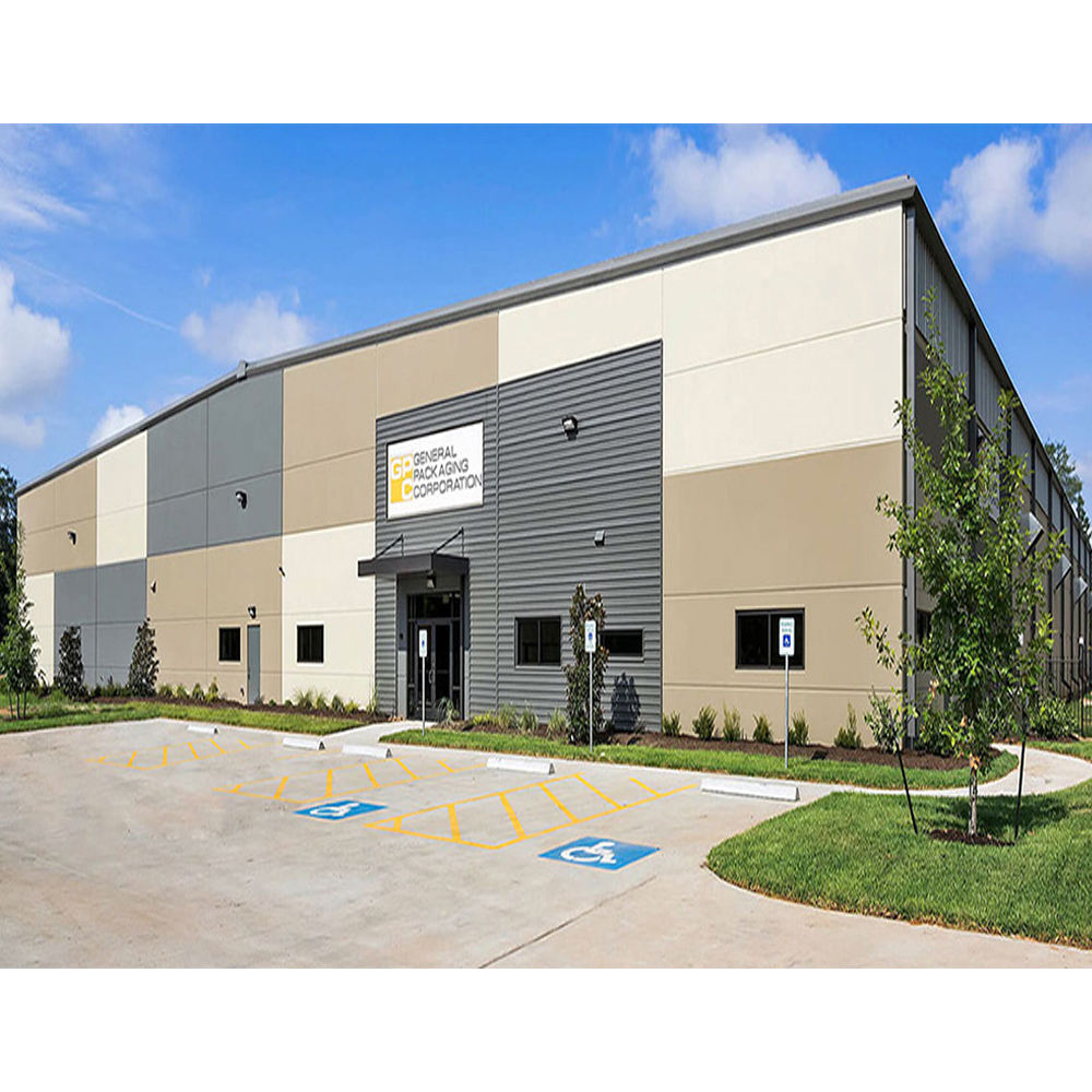 Modern Prefab Warehouse Cost of Warehouse Construction