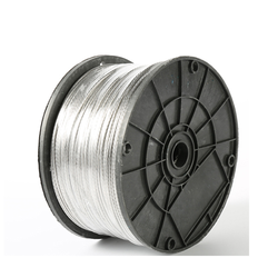 electric fence system solid stranded aluminum alloy wire