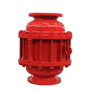 Customized Professional Good price of In-Line Detonation Flame Arrestor Flame Arrester