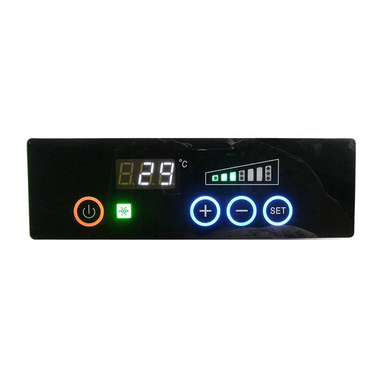 The newest waterproof touch screen refrigeration digital temperature controller with sensor