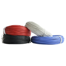 Silicone Rubber UL3135 High Voltage Resistant Copper Electric Cables and Wires