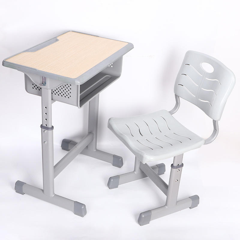 Education school furniture students desk and chair sets for middle school with wholesale price