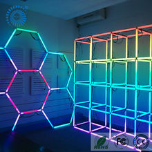 3D Effect Digital Tube Matrix Rental pixel bar for Stage lighting