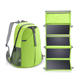 Lightweight Solar Charger Backpack Kit for iPhone iPad