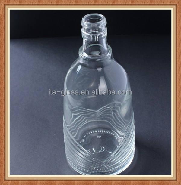 Costo-Efficacia avvio bevanda bottiglia trasparente bottiglia <span class=keywords><strong>di</strong></span> profumo <span class=keywords><strong>50</strong></span> ml <span class=keywords><strong>di</strong></span> vetro decorativo