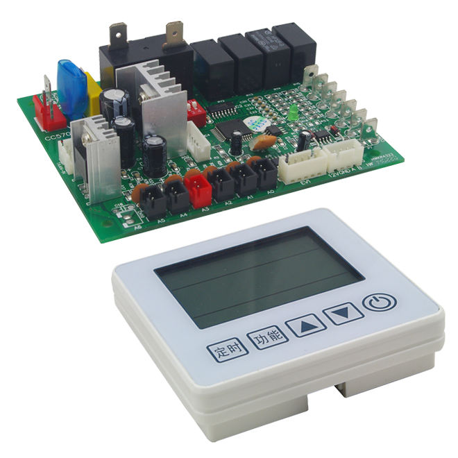 RBJY0000-0570N001 heat pump controller for digital thermostat controller